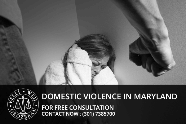 Domestic Violence in Maryland