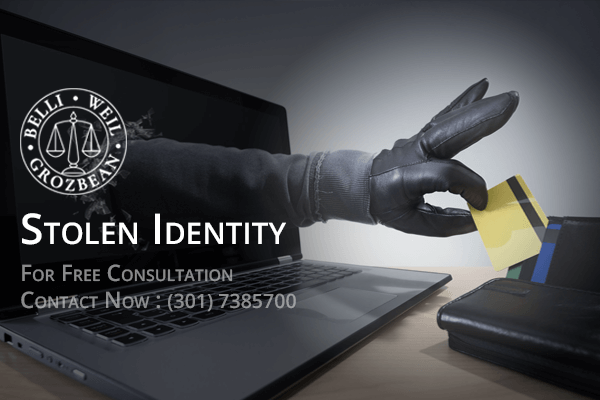 Stolen Identity-You can check yourself